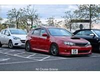Subaru Wrx-s hatchback not Audi BMW Nissan Mercedes Toyota