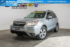 2015 Subaru Forester Convenience MAGS+BLUETOOTH+CAM.RECUL