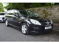 2008 Vauxhall Vectra 1.9CDTI 150 Exclusive Estate – Very rare estate with low miles