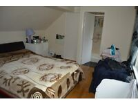 Double room with toilet/Shower to rent inc bills and wifi PCM £650