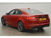 Jaguar XF D R-SPORT BLACK (red) 2015-05-30
