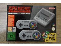FS: BNIB Super NES Classic Mini