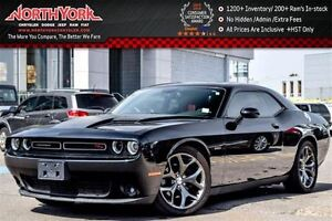 2015 Dodge Challenger R/T Manual Leather Nav Sunroof H/K Audio H