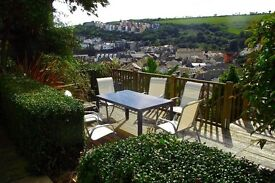 Mevagissey. 2 Double Bedroom House for short let over winter - Available Mid November