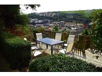 Mevagissey. 2 Double Bedroom House for short-term let.