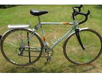 Peugeot Premier Road Bike in good working order.Original paint job and updated components. £60