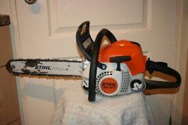 Stihl MS181c petrol chainsaw