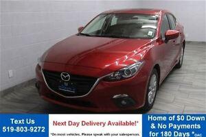 2014 Mazda MAZDA3 GS- SKYACTIV! SEDAN! SUNROOF! ALLOYS! HEATED S
