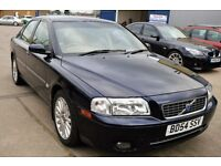 VOLVO S80 2004 is In Excellent Condition 1 year MOT until july 2017