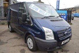 2012 FORD TRANSIT 280 TREND SERVICE HISTORY *LOW MILES* EXCELLENT CONDITION ELECTRICS PACKAGE