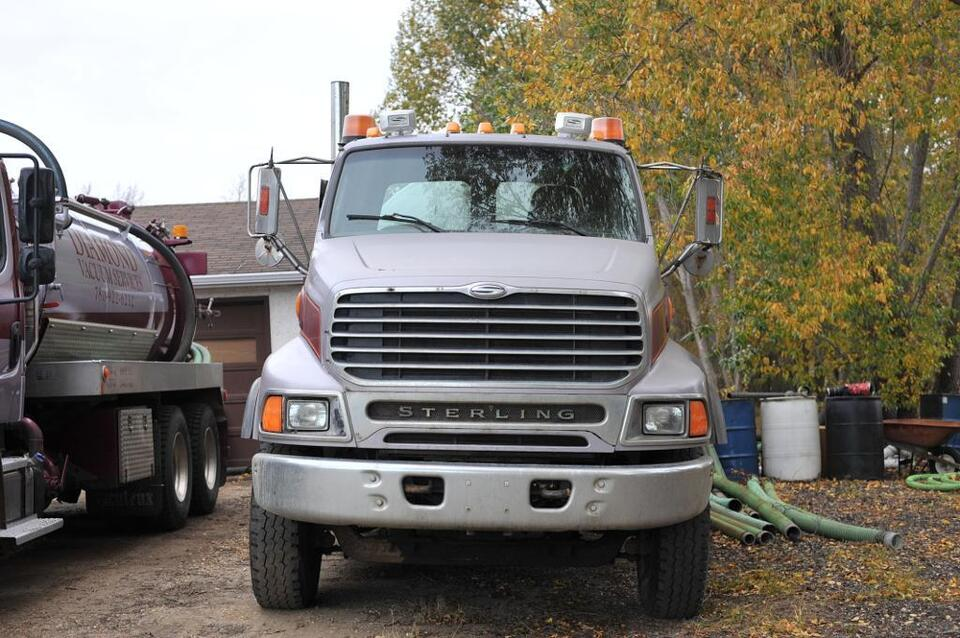 Kijiji Edmonton Heavy Trucks: Vacuum Truck For Sale