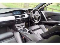 "BMW 530i 3.0 M SPORT* 6-Speed* SatNav* Leather* Full Service* Xenon* 10-Mot *18""Wheels M-Power"