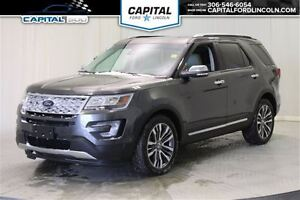 2016 Ford Explorer Platinum 4WD **New Arrival**