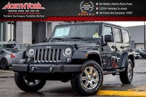 2017 Jeep WRANGLER UNLIMITED NEW Car Sahara|4x4|Connect/DualTop/
