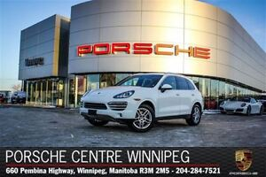 2012 Porsche Cayenne Certified Pre-Owned With Warranty Available
