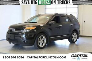 2012 Ford Explorer Limited 4WD **New Arrival**