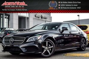 2017 Mercedes-Benz CLS-Class S550 |4MATIC|Intelligent Drive Pkg|