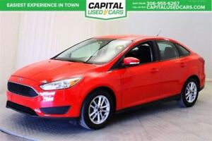 2015 Ford Focus SE:**ACCIDENT FREE**