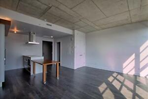 Gallery loft -Griffintow- Luxury Condos - views - sun - bright!!