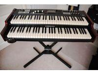 Hammond SK2 Organ / HAMMOND / Electric piano sounds
