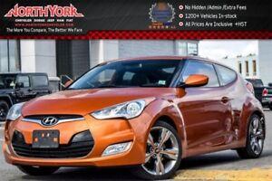 2013 Hyundai Veloster with Tech Pano_Sunroof Dimension Audio Pkn