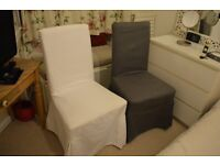 2 * IKEA HENRIKSDAL chairs - excellent condition