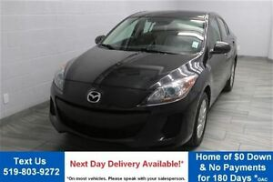 2013 Mazda MAZDA3 GS-SKY ACTIV! HEATED SEATS! POWER PACKAGE! CRU