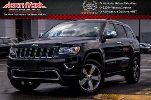 2014 Jeep Grand Cherokee Limited|4x4|Sunroof|Nav|RearCam|ParkSen