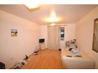 spacious one bed purpose built flat, situated on a private development next to west ham