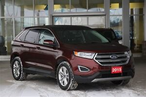 2016 Ford Edge SEL AWD Leather, Panoramic Moon Save $12000 from