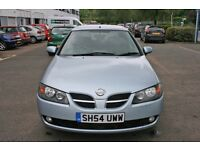 Nissan Almera 1.5 Se Low Mileage 1 Year Mot Showroom Condition