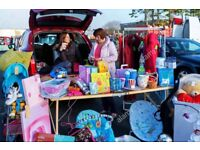 Looking for unwanted stuff for car boot sale free or small charge