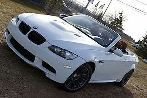 2008 BMW M3 6 SPEED NAV FULLY LOADED CONVERTIBLE CABRIOLET
