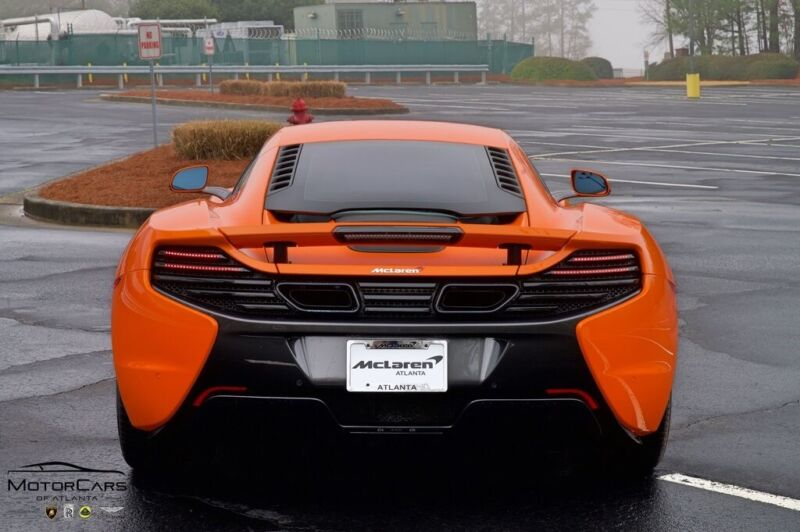 Image 8 Coche Americano usado McLaren 650S 2015