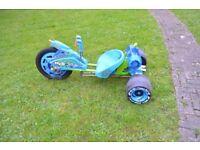 Huffy Green Machine H2O Trike With Water Gun