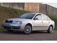 Skoda SuperB Classic 130bhp 2005 * 12 Mot&Tax * 3-Owners * Xenon * Quick sale **