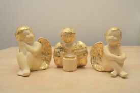 x6 Angel candle holders.