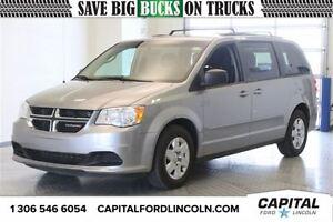 2013 Dodge Grand Caravan SE* Sto & Go * Rear Climate Control *