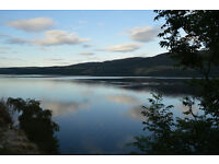 Ideal job in beautiful Highland setting - part-time live-in nursing/carer for elderly lady