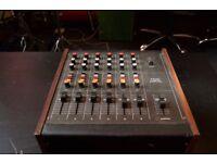 TEAC 2a audio mixer