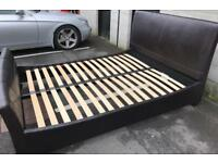 Double Bed Frame (@07752751518)