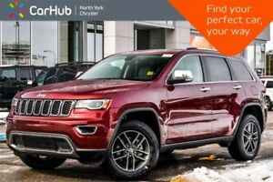 2018 Jeep Grand Cherokee New Car Limited 4x4 LuxuryPkgII NappaLe