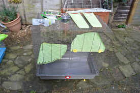 Rat, Chinchilla or Ferret Large Cage