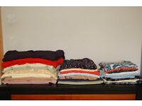 Bundle of size 10 ladies clothes - 23 items