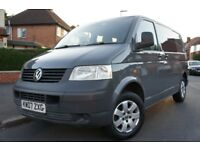 VW TRANSPORTER T5 2007/07 1.9 TDI SWB Ideal for conversion to camper day van