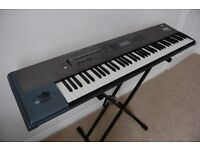KORG N264 MUSIC WORKSTATION (BOXED WITH STAND) * 76-KEY KEYBOARD SYNTHESIZER PIANO * N364