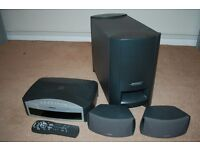 Bose Acoustimass Lifestyle 321 Dvd Bluetooth Home Theatre System