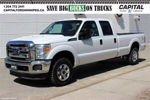 2016 Ford F-250 Crewcab SRW XLT *Hands Free Calling*