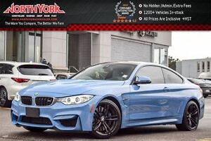 2016 BMW M4 |444HP!|BlueM4Calipers|Nav|HtdFrontSeats|H/KAudio|
