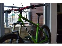 Cotic BFe medium hardtail mountain bike